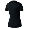 adidas Response Hardloopshirt korte mouwen Dames zwart
